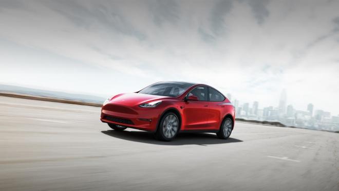 Маск представил новый электрокар-кроссовер Tesla Model Y за $39 000