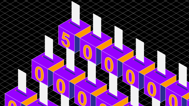 60 дней до выборов президента. На сайте Владимира Зеленского зарегистрировались 500 тысяч человек. Объясните, откуда они пришли?