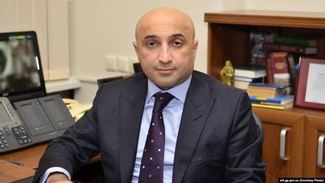 Заступник генпрокурора Венедіктової Гюндуз Мамедов йде у відставку