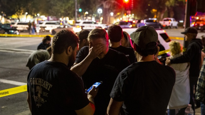 Стрельбу в баре в США устроил 28-летний морпех. Полиция считает, что он застрелился