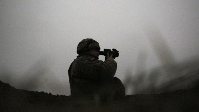 Стало известно имя бойца, погибшего накануне возле Водяного