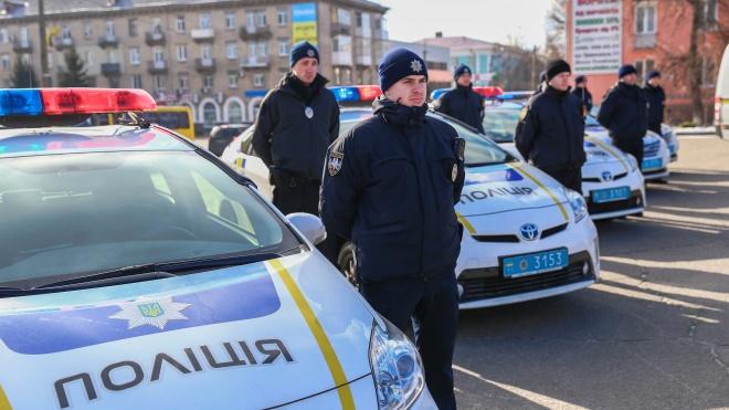 Протести водіїв авто з єврономерами: у Києві поліція затримала трьох учасників акції