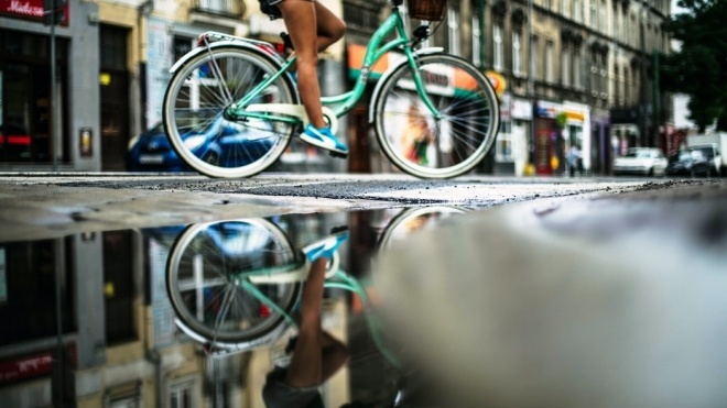 Студенту через локдаун довелося 48 днів їхати на велосипеді з Шотландії додому у Грецію