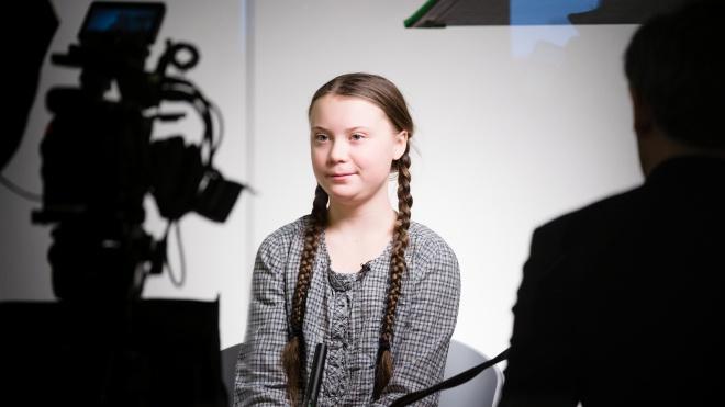 Школярку-активістку зі Швеції Грету Тунберг номінували на Нобелівську премію миру