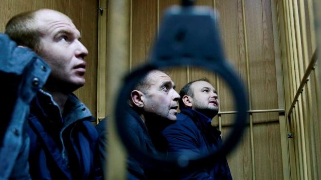 Адвокат: ФСБ назначила психиатрическую экспертизу всем 24 украинским морякам