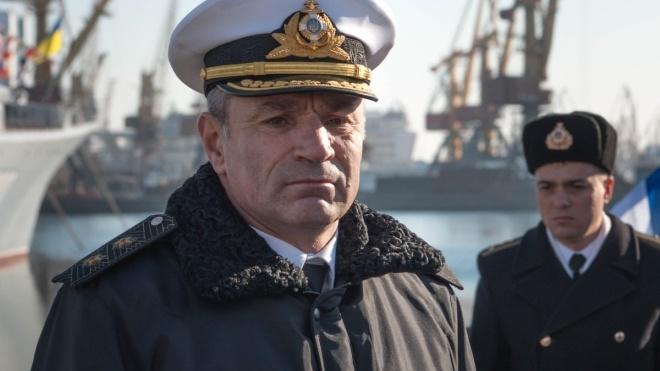 Командующий ВМС Воронченко: В Керченском проливе находятся 8 кораблей России, мы готовы к возможной высадке десанта