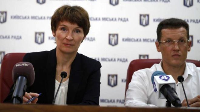 У Київраді знову створили фракцію «Самопоміч». У складі — два депутати