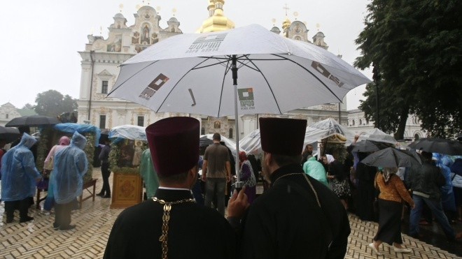 Мін'юст скасував право УПЦ МП користуватися Почаївською лаврою