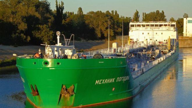 Омбудсмен Денисова: Украина не удерживает россиян с корабля «Механик Погодин», под санкциями только судно