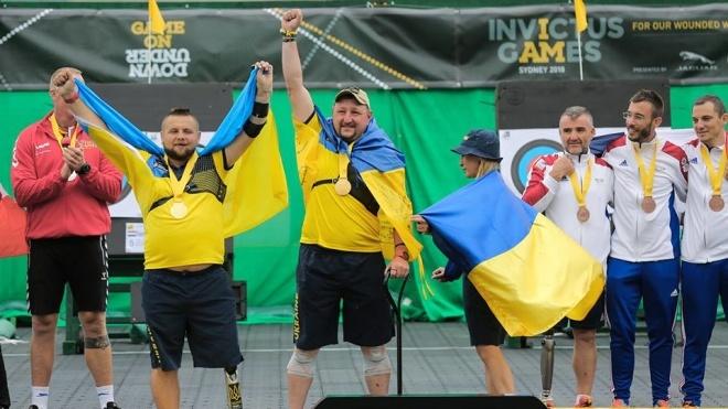 Украинские лучники завоевали «золото» на «Играх непокоренных» в Сиднее. Еще одно «золото» сборная получила в беге на 1500 метров