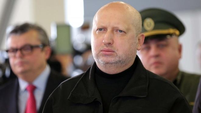 Турчинов: санкції РНБО торкнуться тільки засновників телеканалів NewsOne і «112»