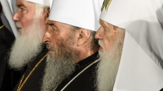 Глава УПЦ КП Філарет: Дата собору православних Церков залежить від Вселенського патріарха