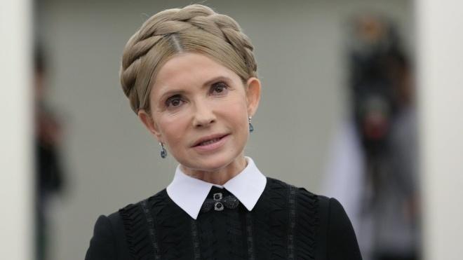 Имидж Тимошенко в США будут продвигать за $15 тысяч в месяц. В «Батькивщине» говорят: лоббистов нанял Порошенко
