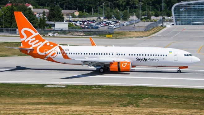 Украинская авиакомпания отменила ряд рейсов из Львова в Египет