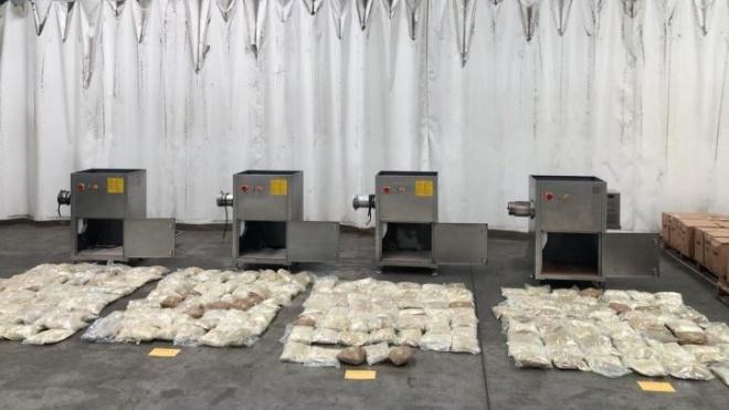У Сіднеї поліція виявила півтонни екстазі в м'ясорубках для супермаркетів