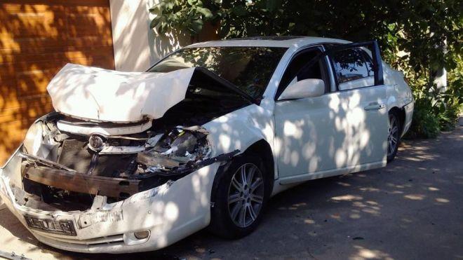Под Одессой грузовик протаранил авто активиста. Главные версии и причины нападения