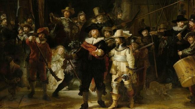 У Нідерландах почнуть реставрувати «Нічну варту» Рембрандта. За процесом можна буде стежити через Інтернет