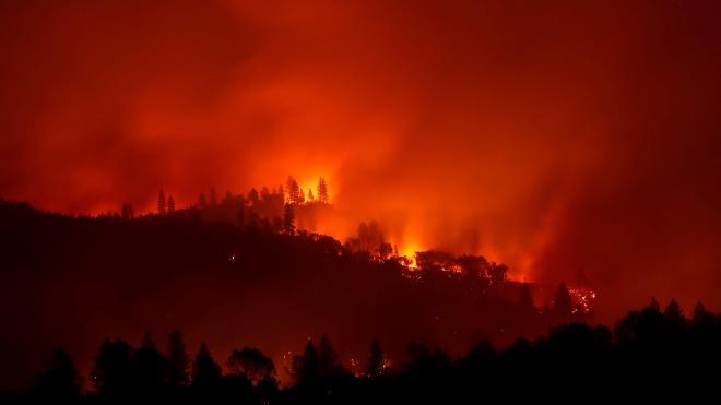 Дим від пожеж у Каліфорнії досяг Нью-Йорка. Між ними майже 5000 км