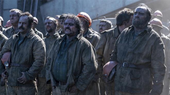 Серіал «Чорнобиль» від HBO отримав 7 нагород BAFTA TV