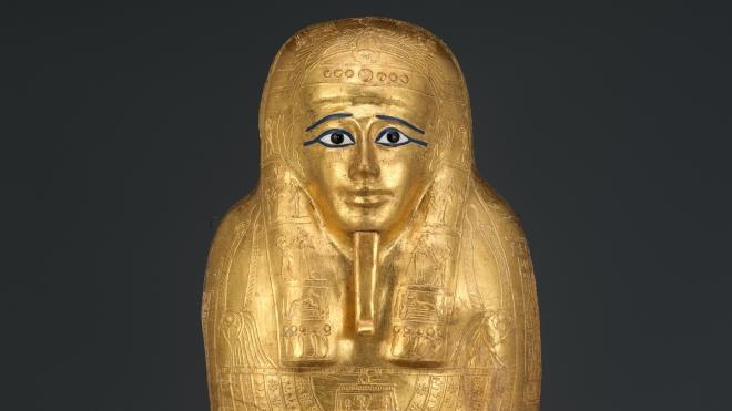 США повернули до Єгипту викрадений у 2011 році саркофаг. Музей Метрополітен придбав його за підробленими документами