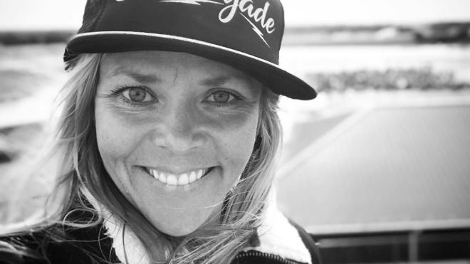 Американська гонщиця і телеведуча Джессі Комбс загинула при спробі встановити новий рекорд швидкості