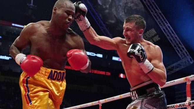 Гвоздик нокаутував канадця Стівенсона, і тепер в Україні 4 чемпіони світу в професійному боксі. Як йому це вдалось і що це означає