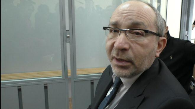 Суд закрыл дело против Кернеса из-за систематической неявки прокуроров