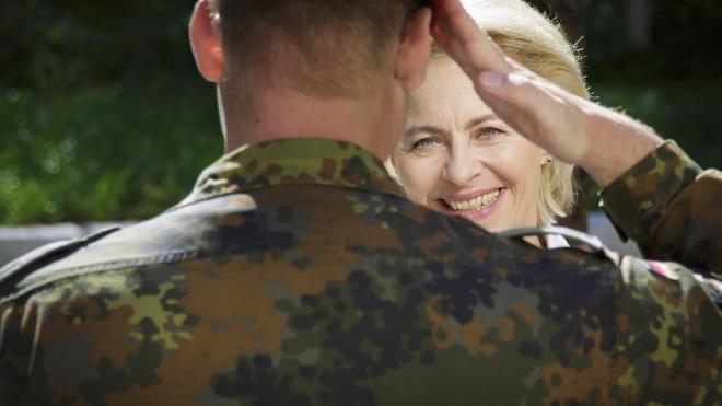 Через дефіцит кадрів армія Німеччини змушена шукати рекрутів в інших країнах ЄС