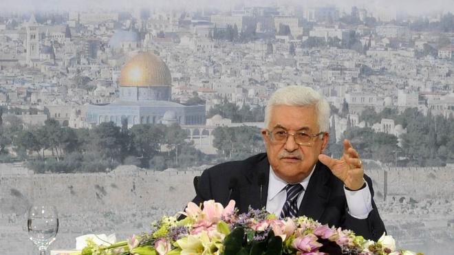 Президент Палестины встретился с израильским министром — впервые за 11 лет