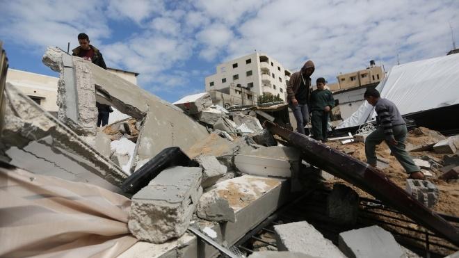 Израиль: Ракеты, которые прилетели из Газы в Тель-Авив, могли выпустить «по ошибке»