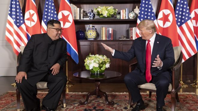 Коммерсантъ: Друга зустріч Кім Чен Ина і Трампа відбудеться наприкінці лютого у В'єтнамі