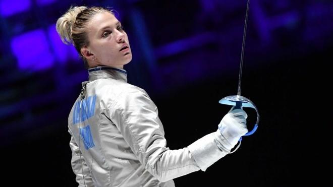 Олімпійські ігри: українська фехтувальниця Харлан вилетіла в першому ж бою