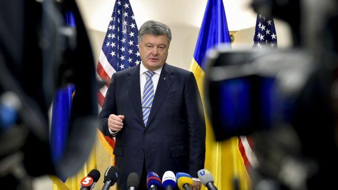 The Washington Post: «Все будет хорошо. В том числе и у меня». Порошенко рассказал о выборах, миротворцах на Донбассе и конфликте в Азовском море
