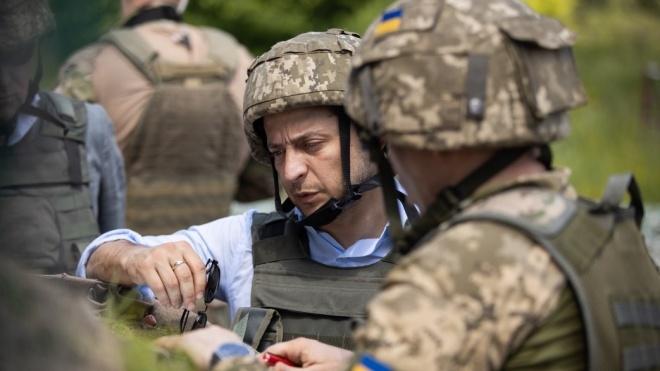 «Готові до будь-яких провокацій»: Зеленський відреагував на стягування російських військ до кордону України