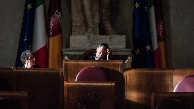 Заместителя мэра Рима арестовали за коррупцию. Его обвиняют во взяточничестве