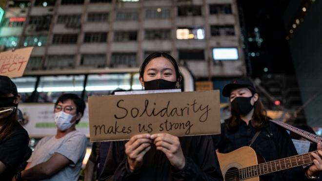 Тисячі жителів Гонконгу всупереч забороні вшанували пам'ять жертв подій на площі Тяньаньмень