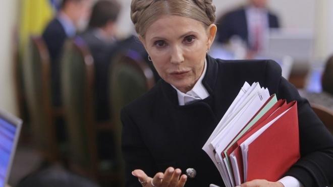 Тимошенко подала до суду на Порошенка через трансляцію його виступу