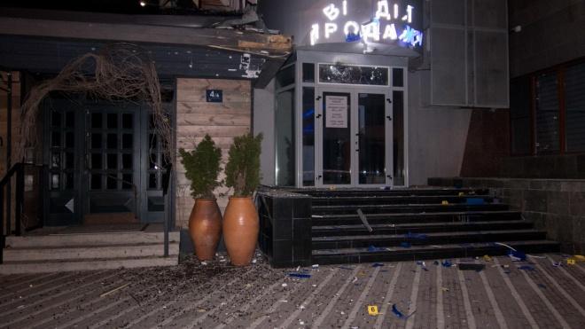 Підпали, продаж зброї і обстріл «Київміськбуду» з гранатомета. У Києві затримали небезпечну банду