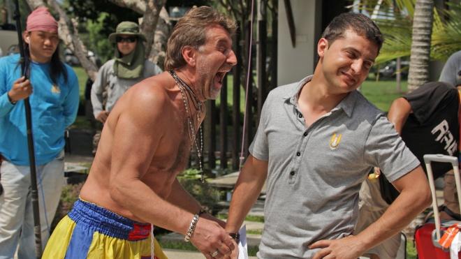 Госкино запретило в Украине прокат фильмов с участием Ярмольника и Алферовой
