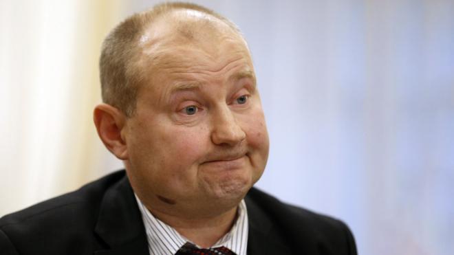 Суддю Чауса знайшли у Вінницькій області