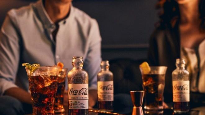 Coca-Cola выпускает новые вкусы. Их можно смешивать с ромом и водкой