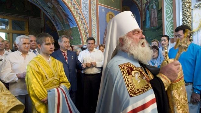 Митрополит Московського патріархату хоче служити українською і підтримує автокефальну церкву