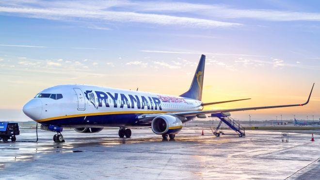 Ryanair объявил забастовку: отменены рейсы для 50 тысяч пассажиров