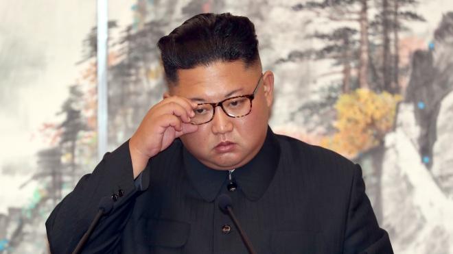 Лідер КНДР Кім Чен Ин визнав, що країна майже провалила план економічного розвитку