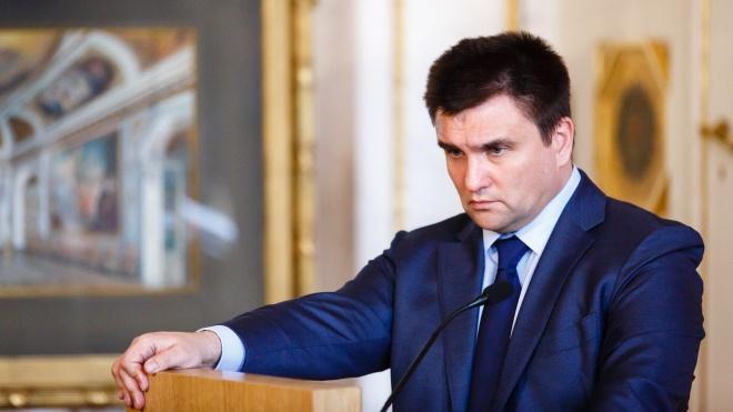 Клімкін: Черги на українсько-польському кордоні створює Польша
