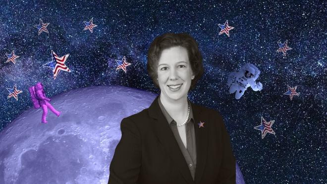 Впервые полетами NASA руководит женщина. Она открыла дорогу в космос для SpaceX и теперь готовится отправить первую женщину на Луну. Вот ее история