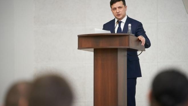 Зеленський озвучив перше запитання, яке винесуть на всеукраїнське опитування в день виборів