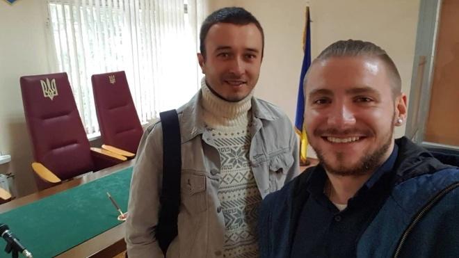 Суд закрив справу проти ветерана АТО Ананьєва