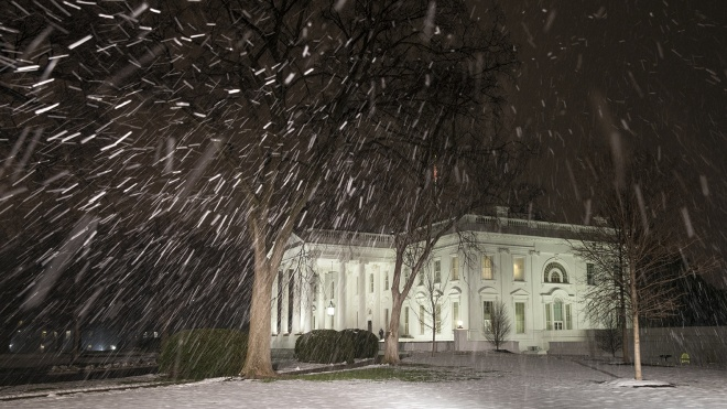 Трамп пожелал США «немного глобального потепления»
