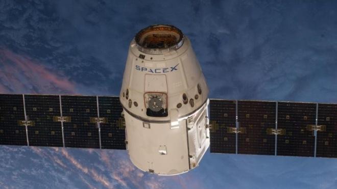 SpaceX вивела на орбіту космічний корабель Cargo Dragon, який доставить на МКС їжу й обладнання для дослідів
